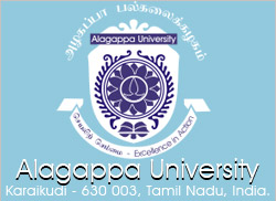 Alagappa University Distance Education