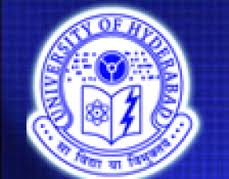 Department of Computer and Information Sciences, University of Hyderabad