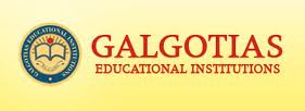 Galgotias College of Engineering and Technology (GCET)