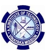 Aarupadai Veedu Institute of Technology (AVIT)