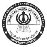 Sri Guru Gobind Singh College of Commerce Delhi