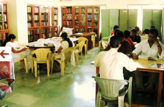 A C Patil College of Engineering Library