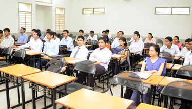 A D Patel Institute of Technology Classroom