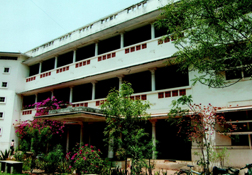 A G Teachers College Building