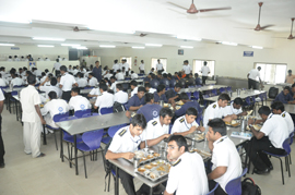 Academy of Maritime Education and Training (AMET University) Canteen