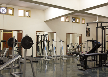 ACCMAN Institute of Management Gym