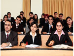 Amity Business School Noida Classroom