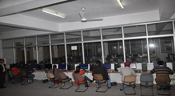 Apeejay Institute of Management Jalandhar Computer Lab