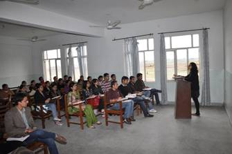 Apeejay Institute of Management Jalandhar Classroom