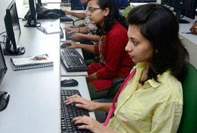Asian College of Journalism Chennai Computer Lab