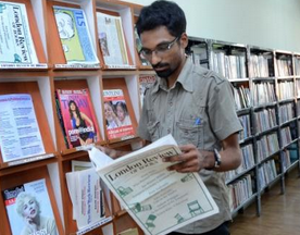 Asian College of Journalism Chennai Library