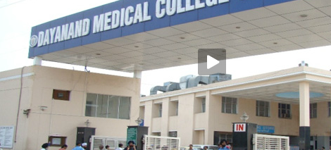 Dayanand Medical College and Hospital (DMCH) Campus