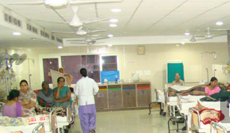Dayanand Medical College and Hospital (DMCH) Hospital