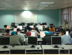 Guru Nanak Dev Engineering College Computer Lab
