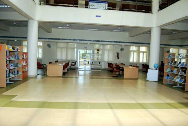 IBS Hyderabad Library