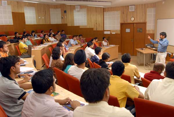 IBS Hyderabad Lecture Hall