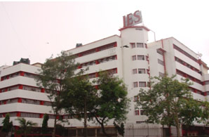 IES Management College and Research Centre Student Building