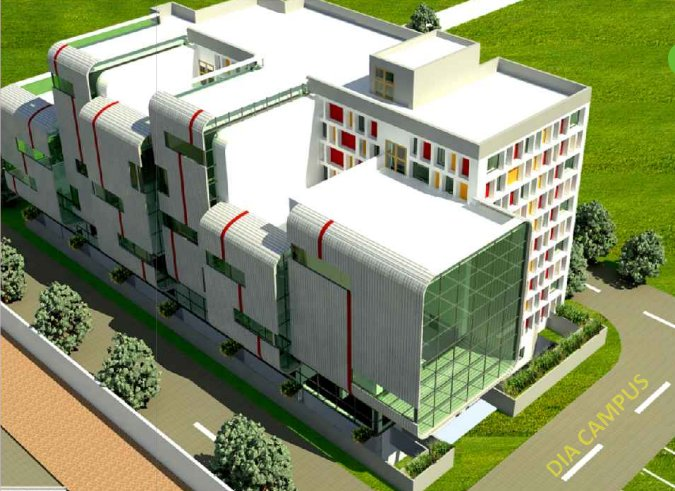 IMS Design and Innovation Academy Delhi Campus Design