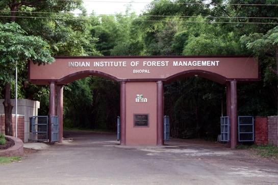 Indian Institute of Forest Management Bhopal Entrance