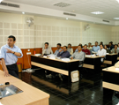 Indian Institute of Management (IIM) Kolkata Classroom