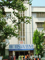 Indian Institute of Social Welfare and Business Management Campus