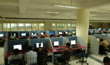 Indian Institute of Technology (IIT) Guwahati Computer Lab