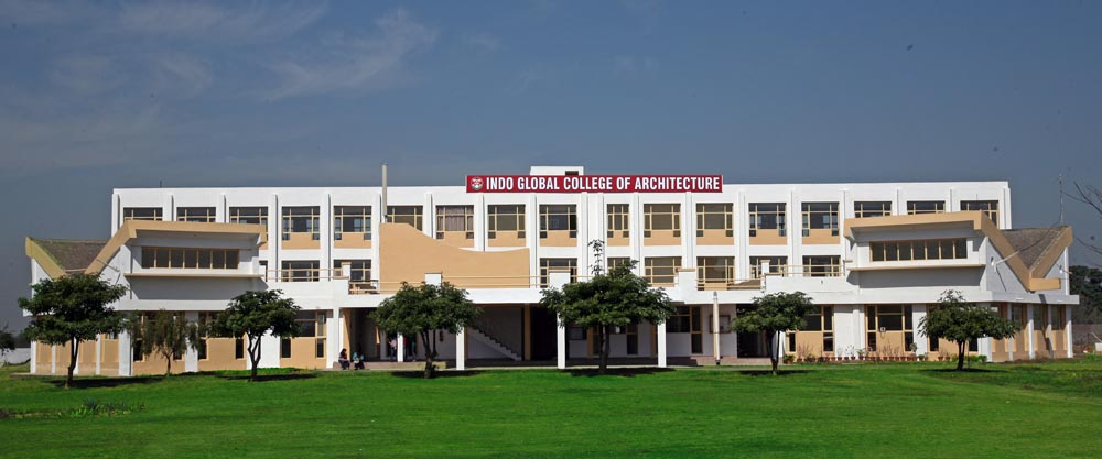 Indo Global Colleges Campus View