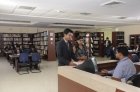 J K Business School Gurgaon Library