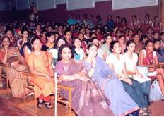 Lady Shri Ram College for Women Delhi Auditorium