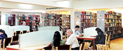 Lal Bahadur Shastri Institute of Management Library