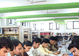 Lovely Professional University Jalandhar Library