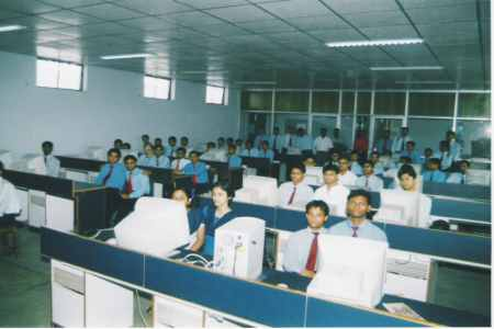 National Institute of Technology (NIT) Patna Computer Lab