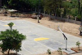 NIFT Gandhinagar Play Ground
