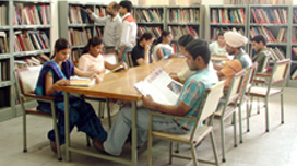 NIIFT Mohali Library