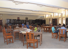 Nizam College Library