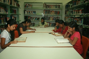 Pillai College of Architecture Library