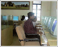S D M College of Dental Sciences Computer Lab