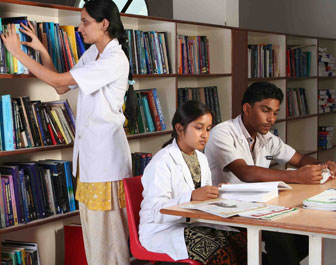 Shri Rajiv Gandhi College of Dental Sciences Library