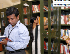 Tirpude College of Social Work Nagour Library