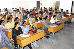 Vignana Jyoti Institute of Management Classroom