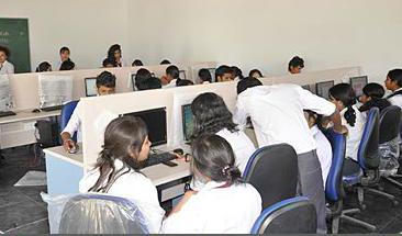 Vogue Institute of Fashion Technology Bangalore Computer Lab
