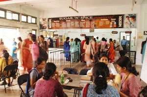 Womens Christian College Canteen