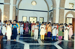 Womens Christian College Campus