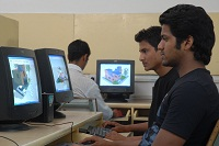 Aayojan School of Architecture Computer lab