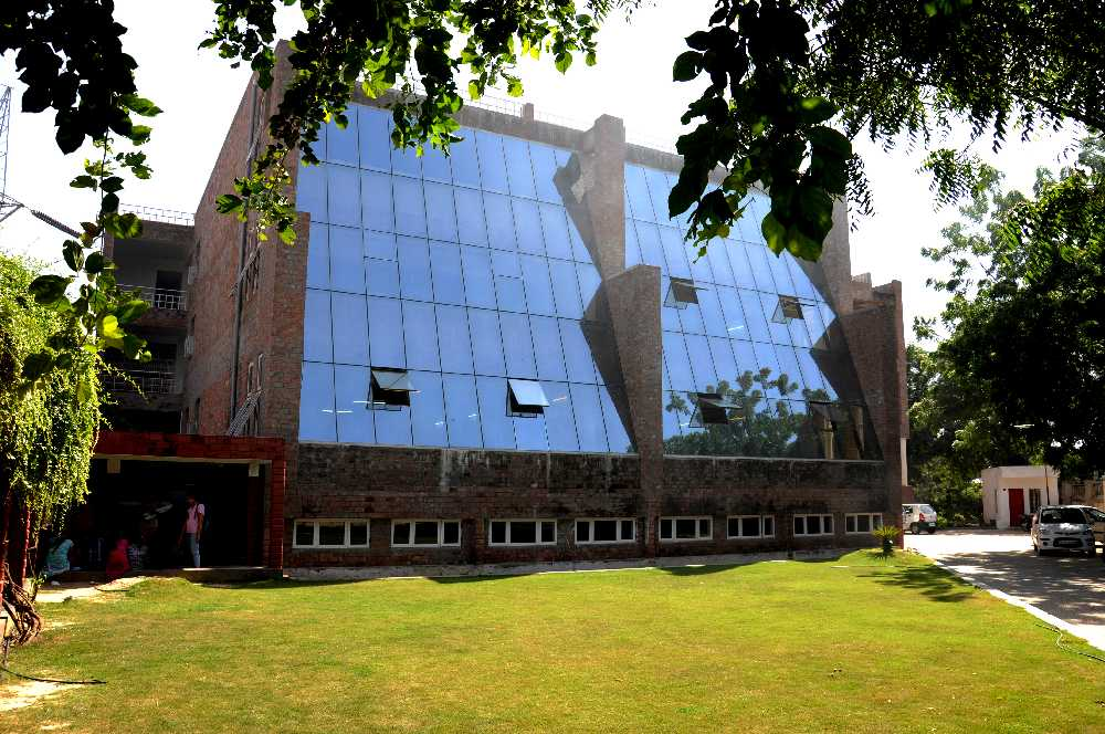 Aayojan School of Architecture Academic Block