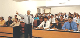 Amity Institute of Biotechnology Classrooms