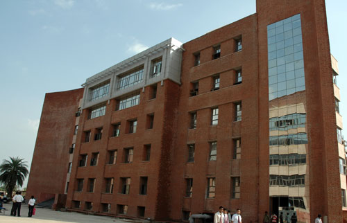 Amity Law School Campus