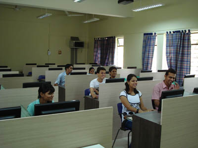 Desocietys Institute of Management Development and Research Pune Computer centre