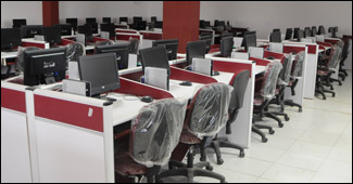 Holy Mary Institute of Technology and Sciences Computer lab