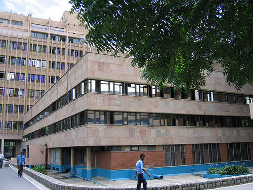 Indian Institute of Technology (IIT) Delhi Building